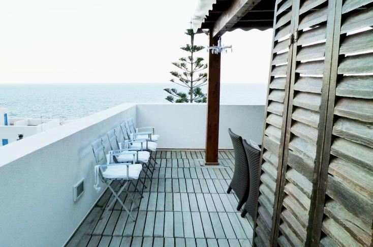 In vendita a isola di Marettimo a Favignana case con terrazzo vista ...