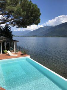 Lago di Como, villa con piscina - Casa&Style Agenzia Immobiliare in Brianza